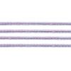 Delica 15/0 Rd Lavender Blue Transparent Gold Luster